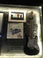 Denny Laine guitar Cavern Club