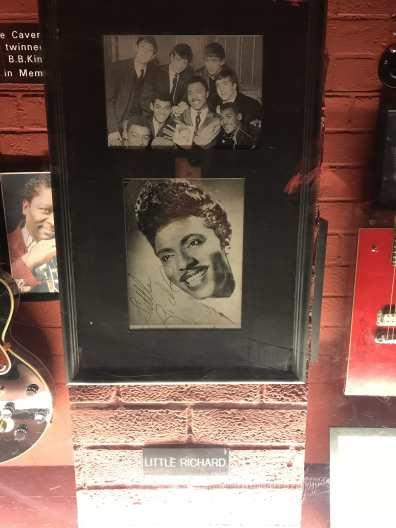 Little Richard Beatles Cavern Club