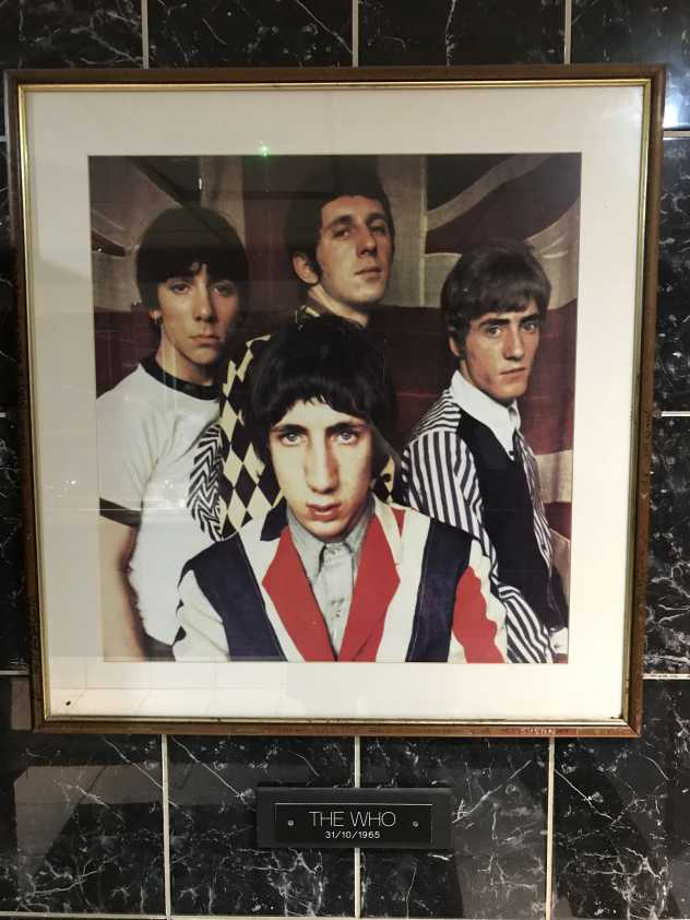 The Who Cavern Club