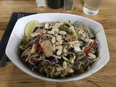 Veggie Republic Raw Pad Thai