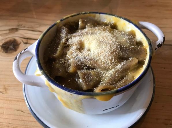 Purezza Brighton vegan macaroni and cheese