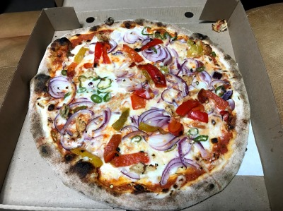 Cuck Pizza Pizzaface Worthing