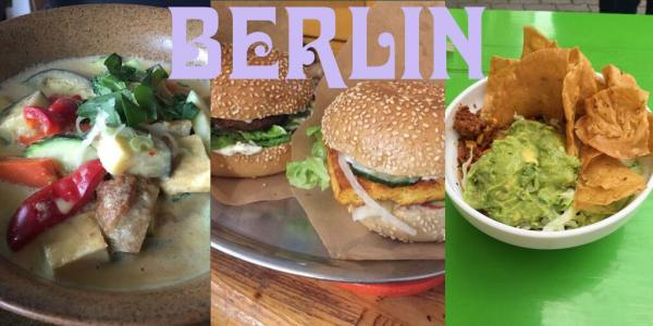 Berlin - Best places to visit as a vegan