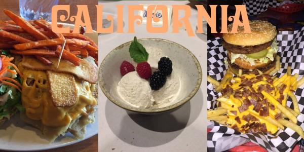California - Best places to visit as a vegan