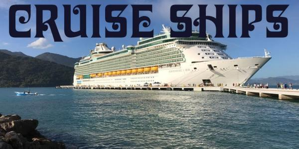 Cruise Ships - Worst places to go as a vegan