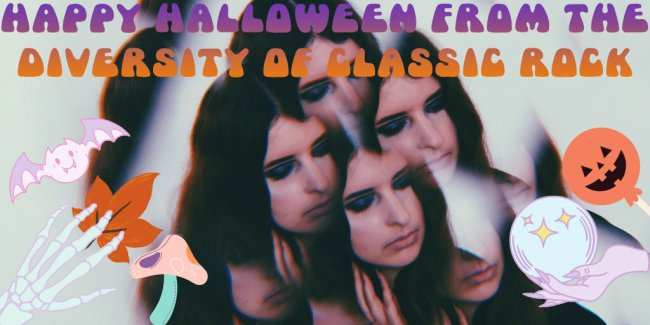 Happy Halloween from The Diversity of Classic Rock