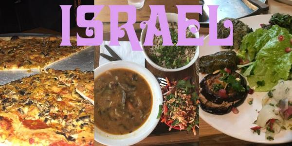 Israel - Best places to go as a Vegan