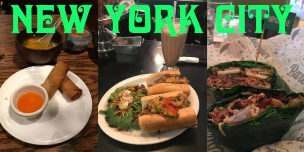 New York City - Best places to visit as a Vegan