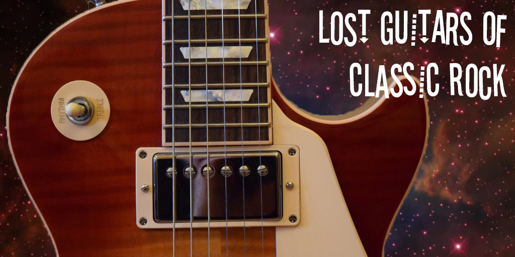 Crazy on Classic Rock Lost Instruments of Classic Rock