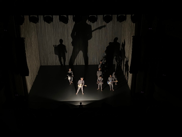 David Byrne American Utopia Broadway 1