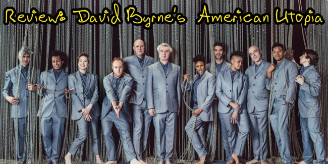 The Diversity of Classic Rock Review David Byrne's American Utopia