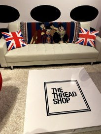 Beatles Couch with Cushions-min