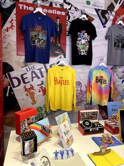 Beatles Shirts-min