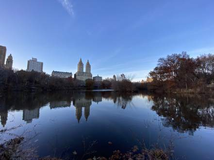 Central Park The Lake view of San Remo-min