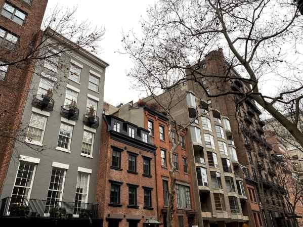 Greenwich Village Architecture-min