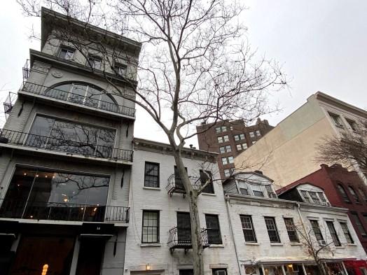 Modern Houses Greenwich Village