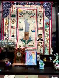 Statue of Liberty Museum memorabilia