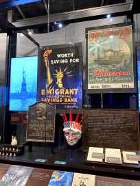 Statue of Liberty Museum posters