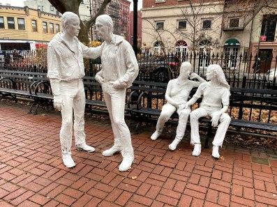 Stonewall Statue