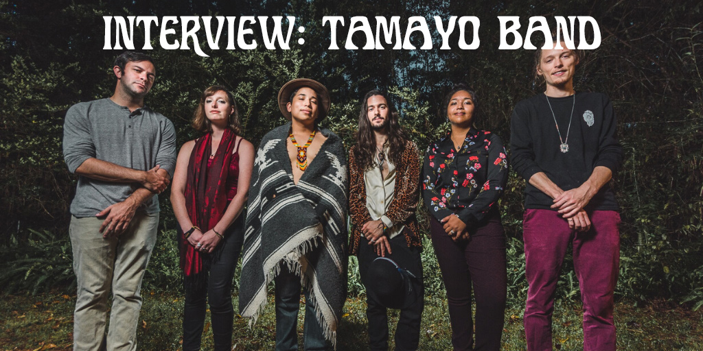 Crazy on Classic Rock Interview - Tamayo Band