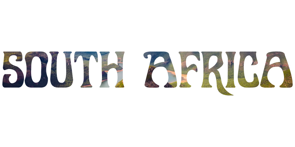 South Africa - Places I want to travel
