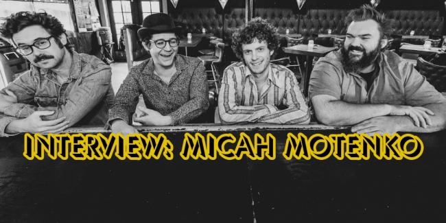 Crazy on Classic Rock Interview - Micah Motenko
