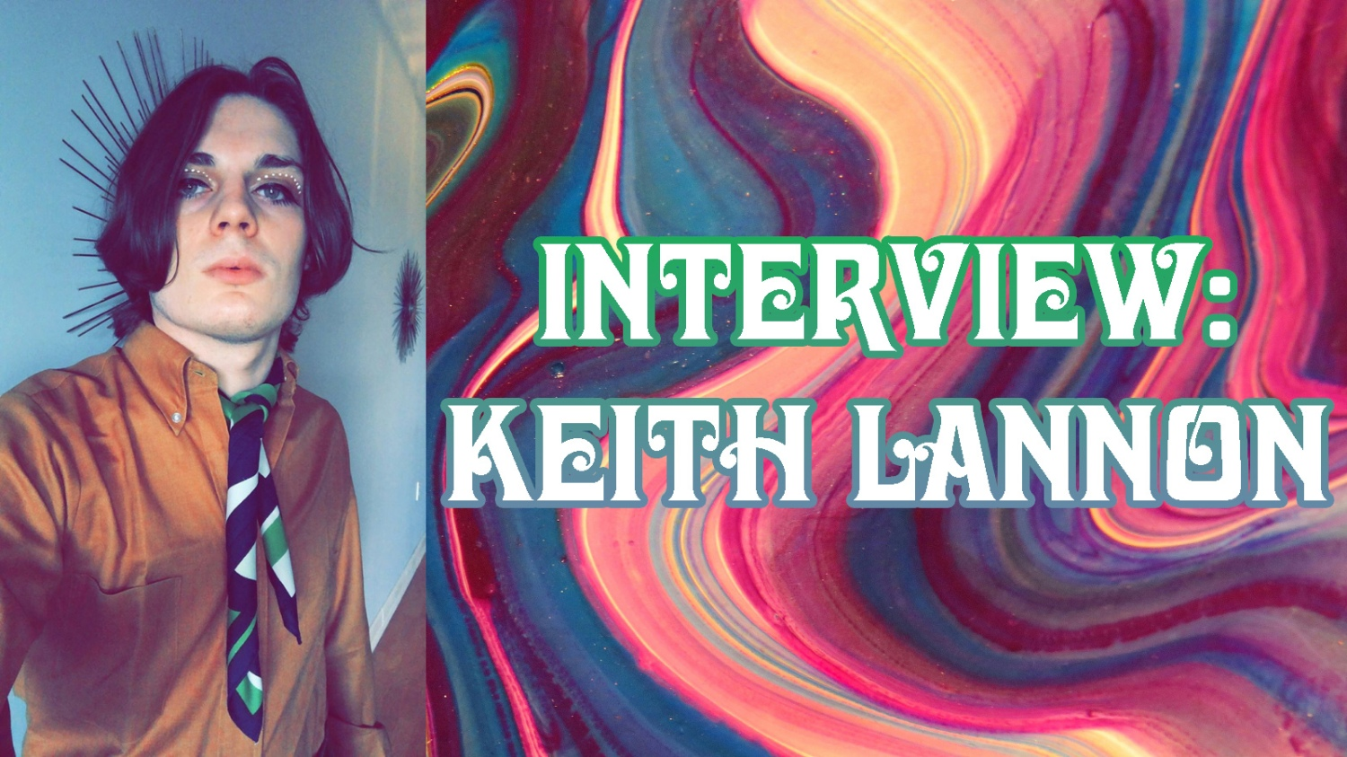 Crazy on Classic Rock Interview: Keith Lannon